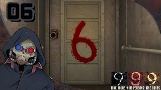 999: 9 Hours, 9 Persons, 9 Doors - Episode 6『Swallowing』