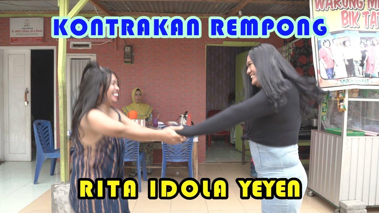 RITA IDOLA YEYEN || KONTRAKAN REMPONG EPISODE 201
