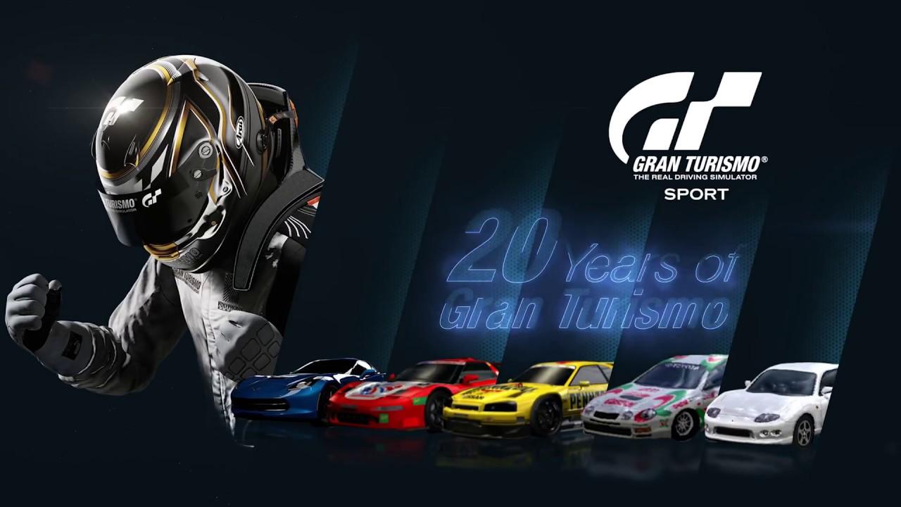 Gran Turismo Sport Tráiler de lanzamiento  PS4 Ya en stock $1250 precio promocional lanzamiento  Maxresdefault