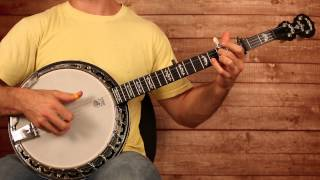 "The Soggy Bottom Boys ""I Am A Man Of Constant Sorrow"" Banjo Lesson (With Tab)"