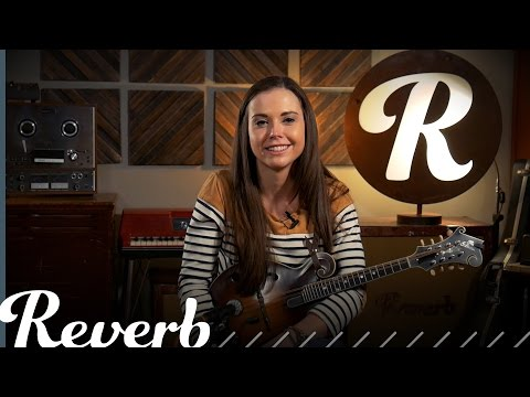 Sierra Hull's Gibson Mandolin and Weber Octave Mandolin | Reverb Interview
