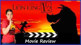 The Lion King 1 1/2 (2004) - Movie Review