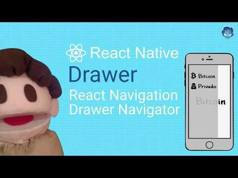 React Native Navigation: Drawer Navigator - Antovalls's Blog