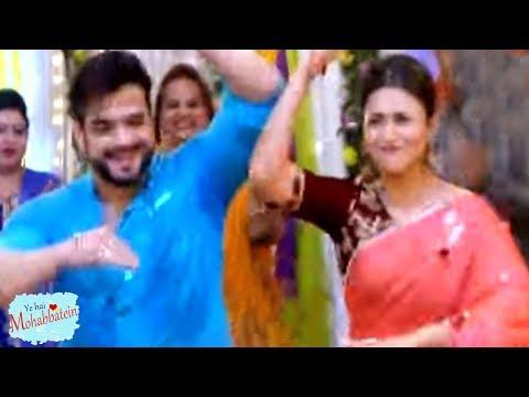 Yeh Hai Mohabbatein : Raman CHALLENGES Ishita To DANCE For Roshini Godh Bharai   ISHRA Romance