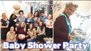 ♡ Die BESTE BABY SHOWER PARTY! l SSW 26 l Vlog 379