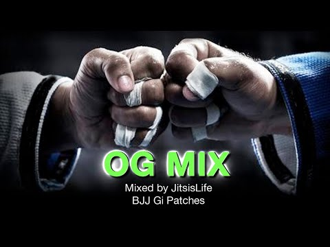 Jiu Jitsu Music Mix BJJ Grappling Motivation OG MIX HIP HOP BEATS RHYTHYM