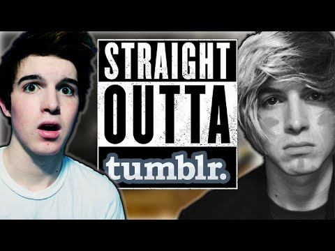 Straight Outta Tumblr - YouTube