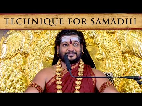 Technique to Reach Sahaja Samadhi