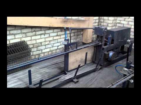 Видео Сетка рабица оцинкованная 50х50 высота 1мцена