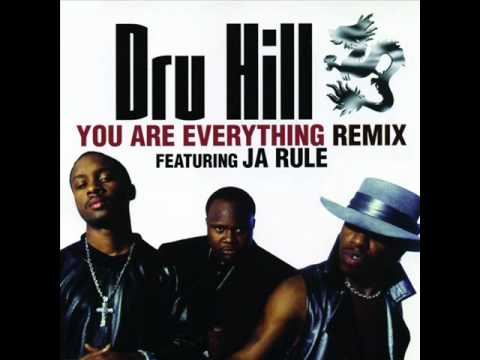 Dru Hill - You Are Everything Remix Ft. Ja Rule