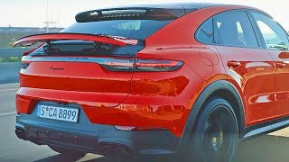 Porsche Cayenne Coupe (2020) Features, Specs, Driving