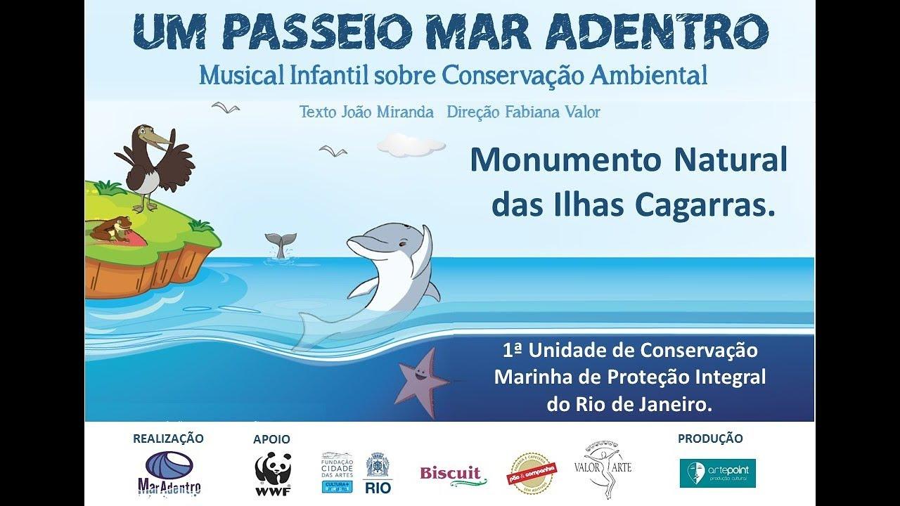 21117d1488d7 UM PASSEIO MAR ADENTRO – MUSICAL INFANTIL SOBRE CONSERVAÇÃO AMBIENTAL