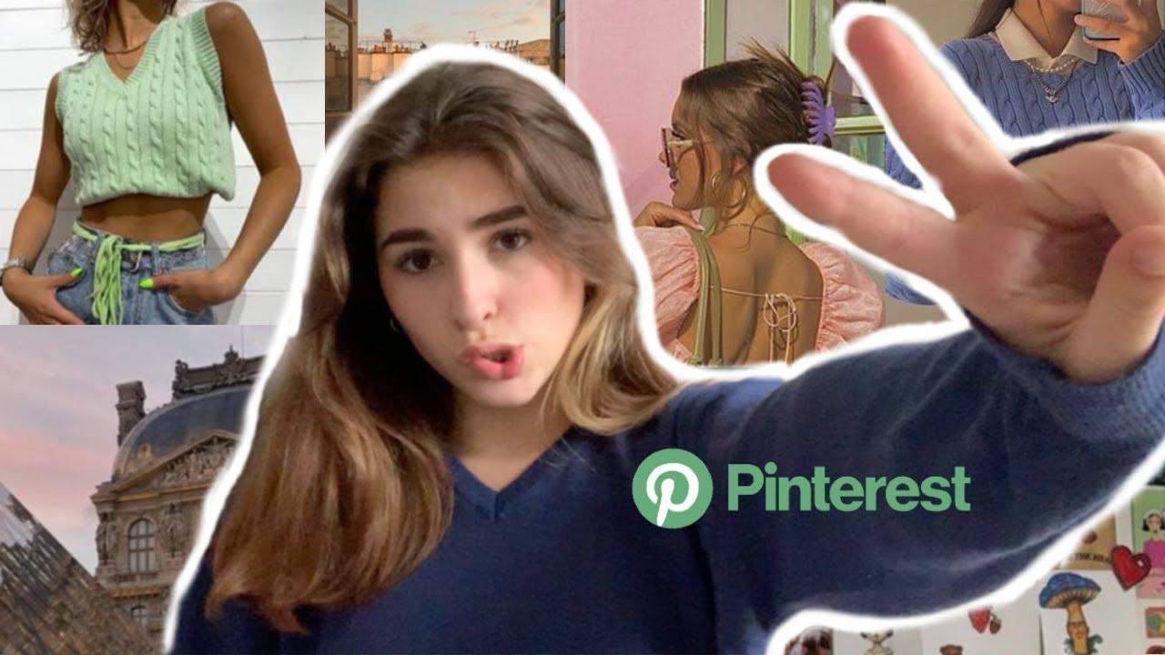 24H dans mon Pinterest *aesthetic vibess*