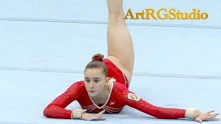 CASANOVA Lluna (ESP) FX AA - 2018 Ukraine International Cup