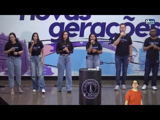 Culto Primeira Igreja Batista em Guarapari 22/08/2021-19h
