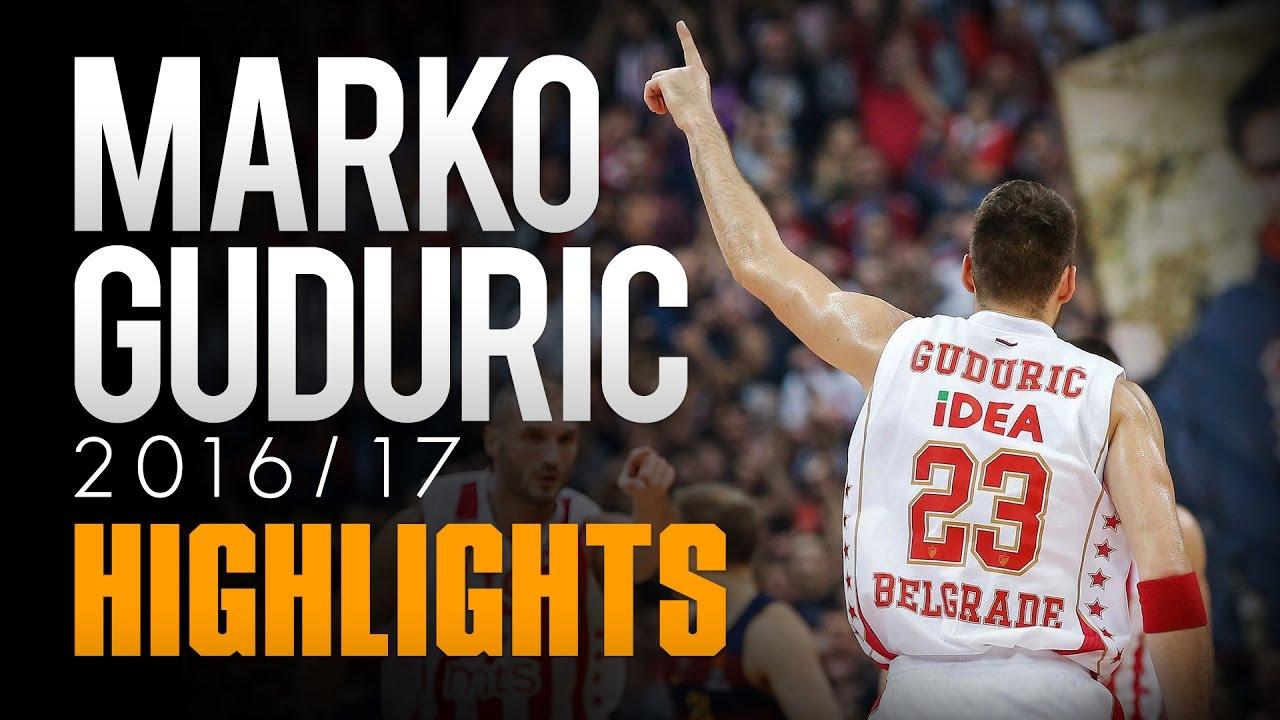 Marko Gudurić | Highlights 2016/17