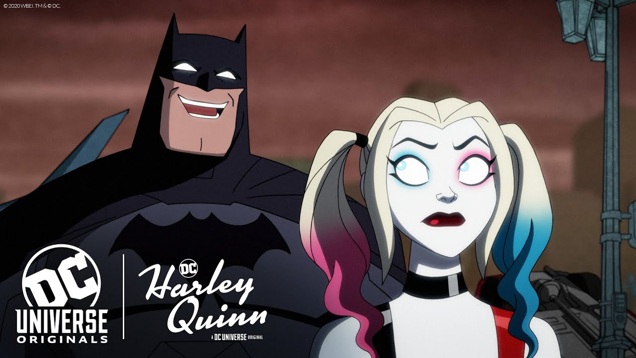 batman and harley quinn watch online free