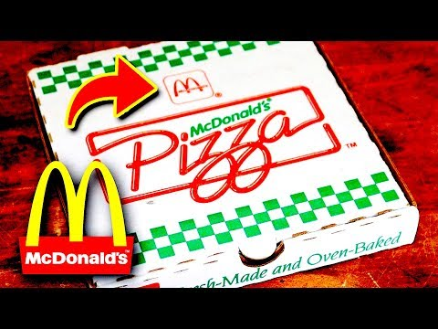 10 Cancelled McDonald's Items That People Still Talk About (Part 2)