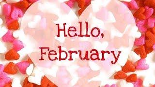 #febbraio #benvenuto #buongiorno.... ed eccolo un mese di febbraio quello corto e bricconcello, ma per certi versi anche più bello... il dell'amor...