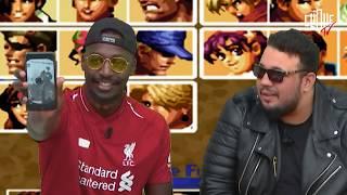 On défie le rappeur Kofs au jeu vidéo KOF - CLIQUE TV