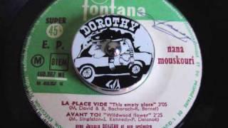 Baixar Nana Mouskouri - La Place Vide