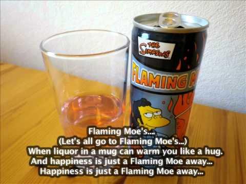 Flaming Moe's EXTENDED FULL SONG - Nicolas Dumesnil