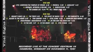 RUSH - Vital Signs Platinum Edition (full)