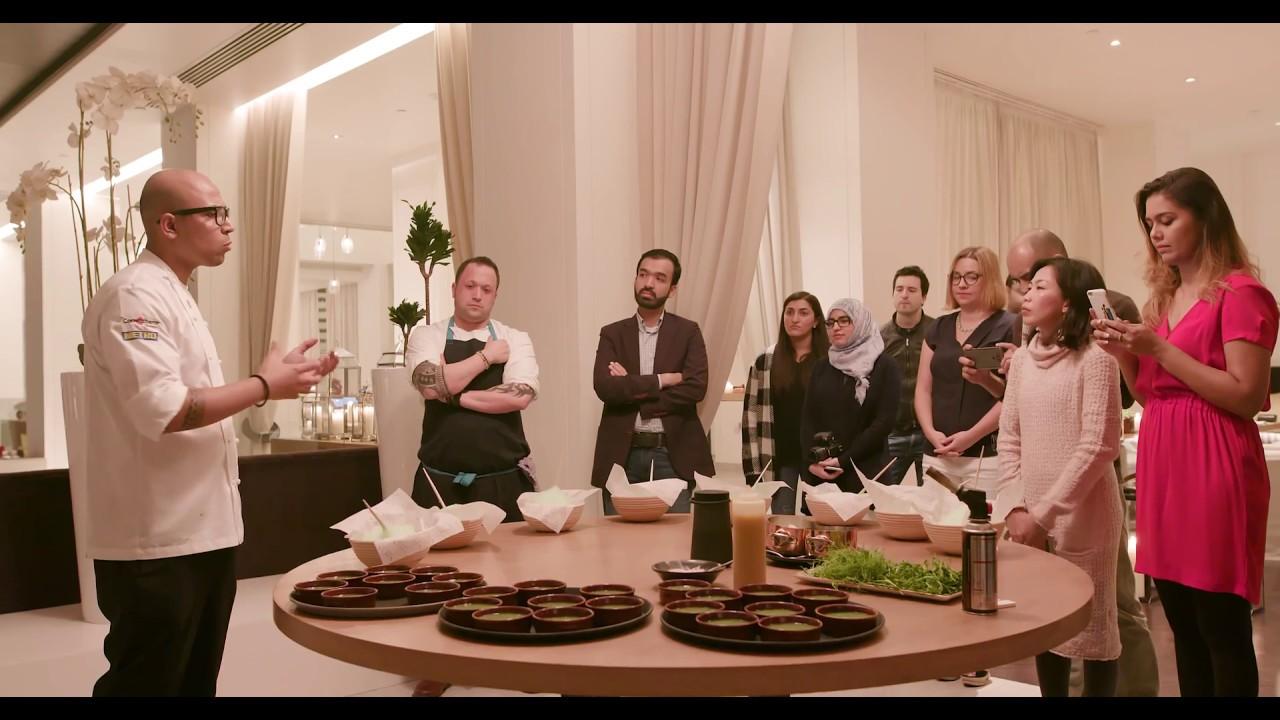 Sanjay Thakur - Chef Pop-up - Vida Downtown