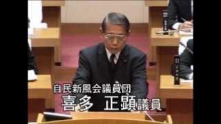 豊中市3月議会代表質問「執行機関の附属機関設置について」