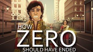 How Zero Should Have Ended | Shahrukh Khan | Katrina Kaif | Anushka Sharma | Shudh Desi Endings