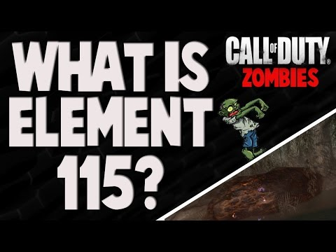 an analysis of the element 115 nazi zombie story Group 935 experiments with a new element, element 115 call of duty nazi zombie map not in the story call of duty nazi zombies full story-line wiki is a.