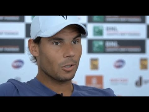 Rafael Nadal Interview for Sky Sport (Italy) at Rome Masters 2018