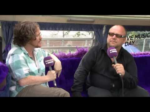 The Pixies Interview: Isle of Wight 2009