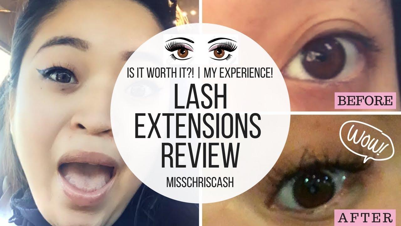 Lash Extensions Review Experience Amazing Lash Studio