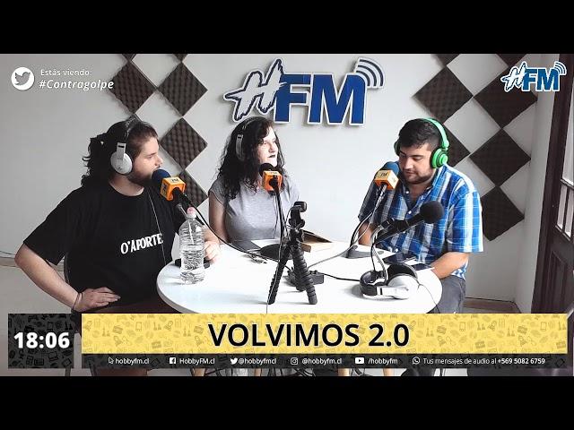 Contragolpe / volvimos 2.0 - 02 de diciembre 2019