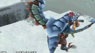 Final Fantasy Crystal Chronicles: Ring of Fates Third Boss
