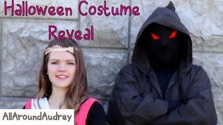 Halloween Costume Reveal Skit!