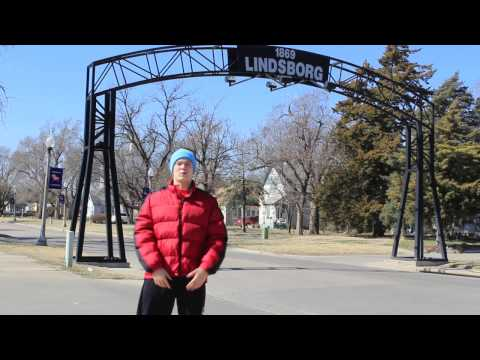 Lindsborg: The Swedish City - Music video