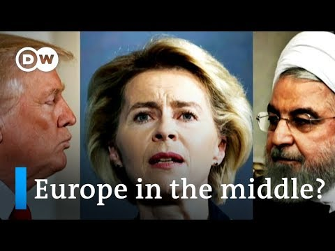 What Does The US Iran Crisis Mean For Europe? | DW News