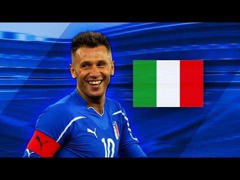 Antonio Cassano ► Best Skills & Goals Ever || Serie A History || [HD]