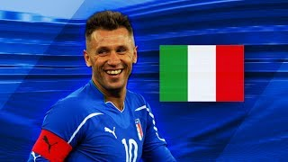 Antonio Cassano ► Best Skills & Goals Ever || Serie A History || [HD]