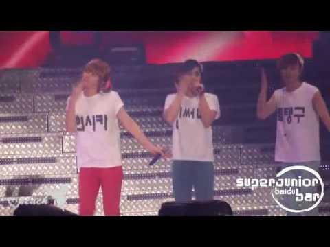 100123 Super Show 2 Beijing - Gee [HQ]