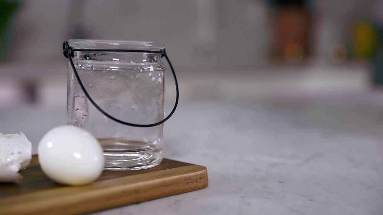 Skala Ägg Enkelt