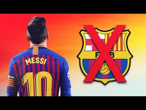 The secret clause which allows Messi to leave FC Barcelona... for free! | Oh My Goal
