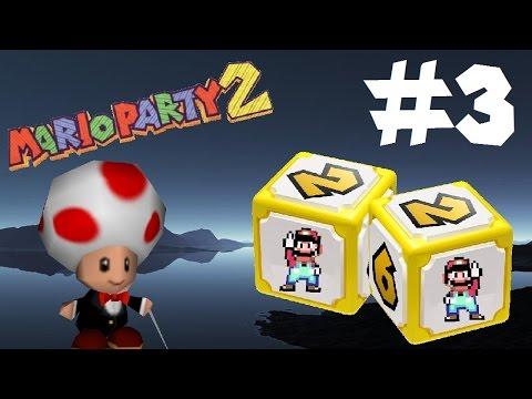 Jacob & A Friend Play: Mario Party 2 - Part 3 | I CONCUR!
