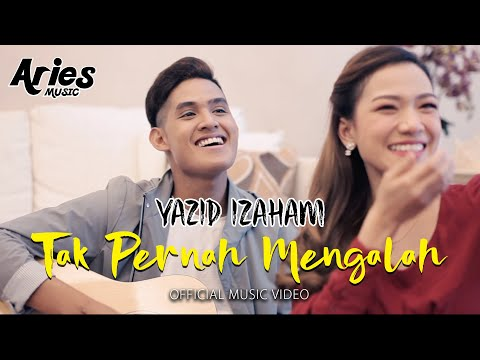Yazid Izaham - Tak Pernah Mengalah  (Official Music Video with Lyric)