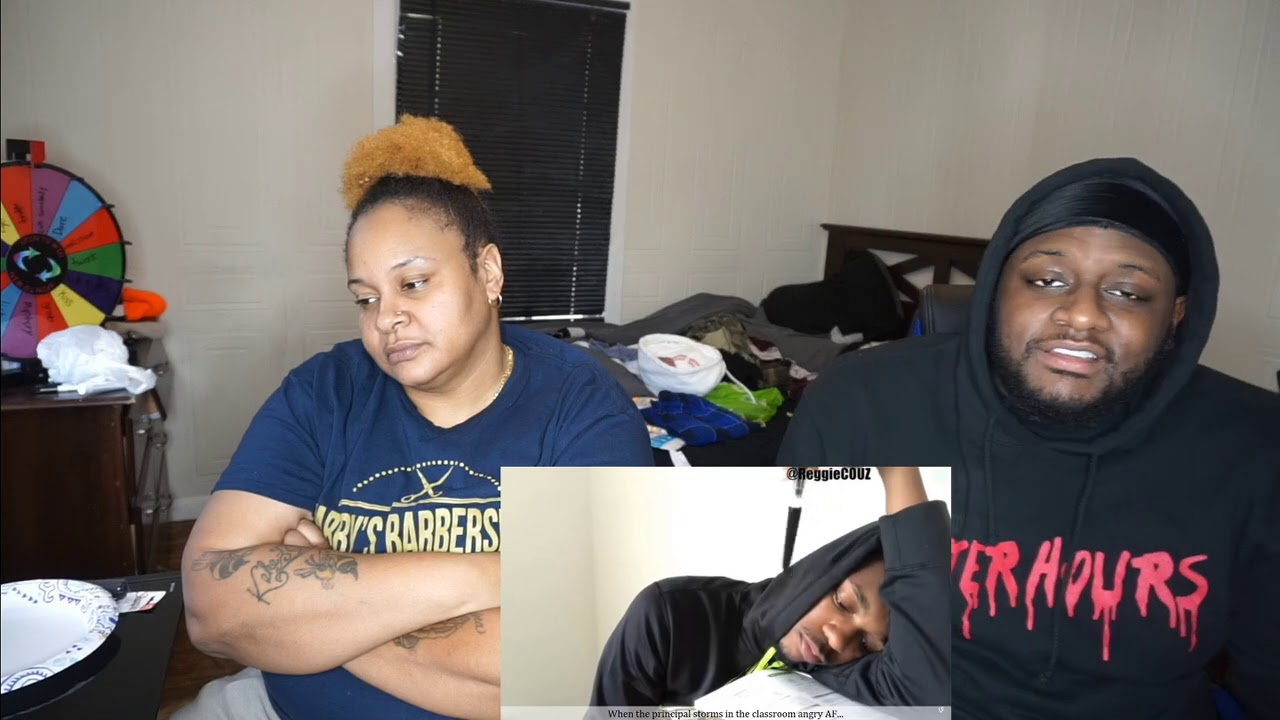 Mom REACTS to Ultimate Reggie COUZ Compilation 2018