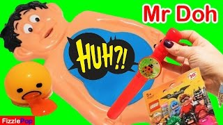 What's Inside Mr Doh Squishy Toys - Episode 8