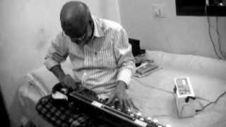 Yeh Kaisi Ajab Dastaan Instrumental Cover by Vinay Kantak