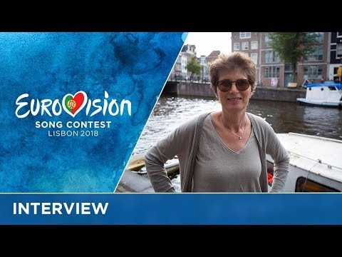 Meet Christine MarchalOrtiz, former Executive Supervisor of the Eurovision  Contest